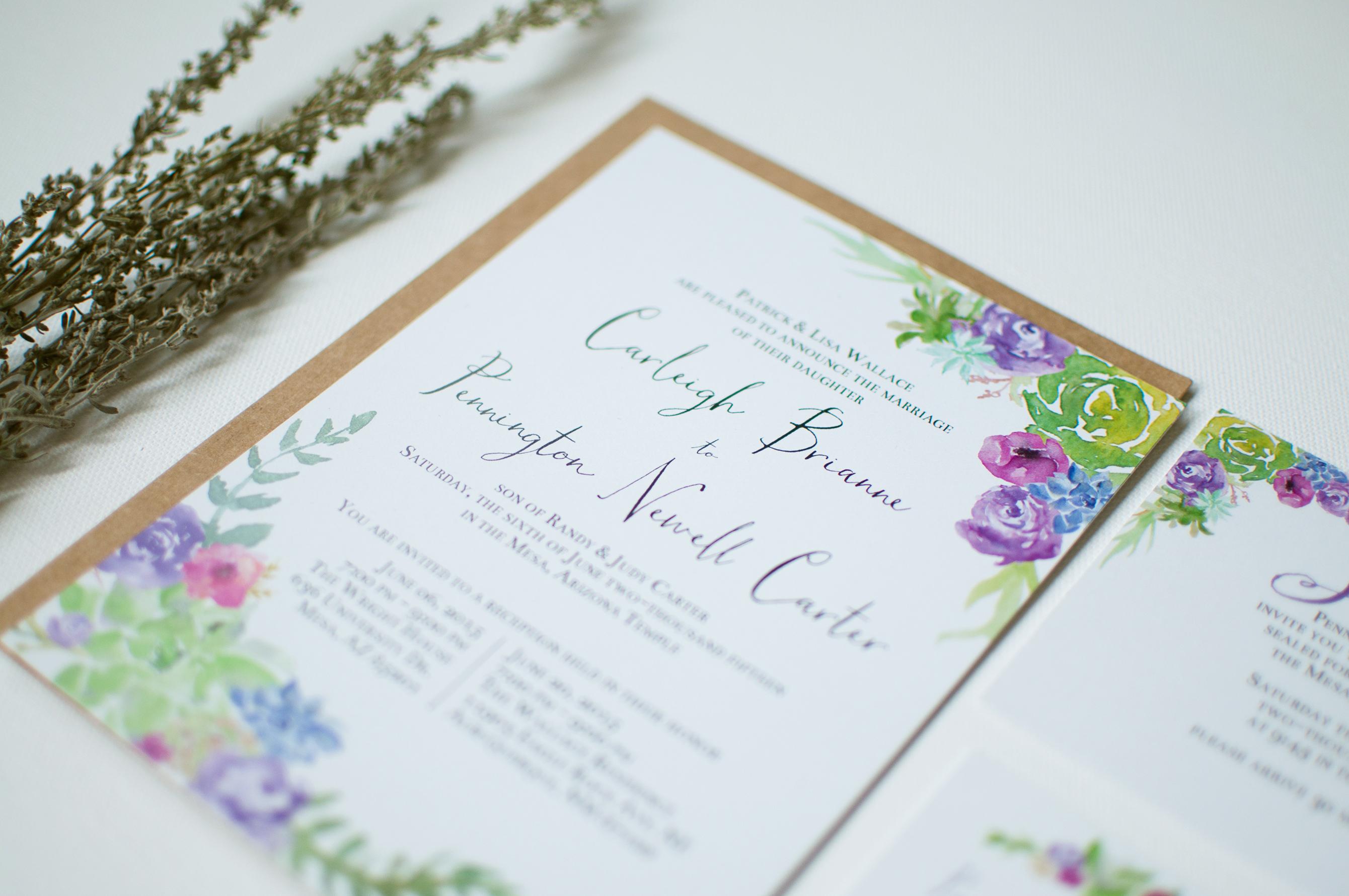 Sarah Garner Design, Graphic Design, Arizona, Print Design, Gilbert
