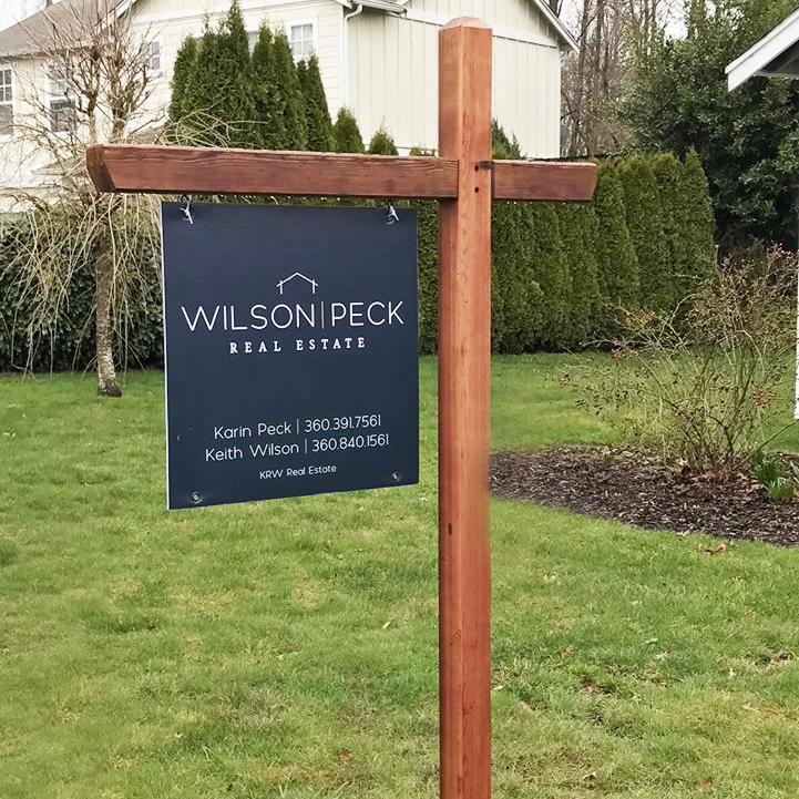 Wilson Peck Real Estate Brand Design